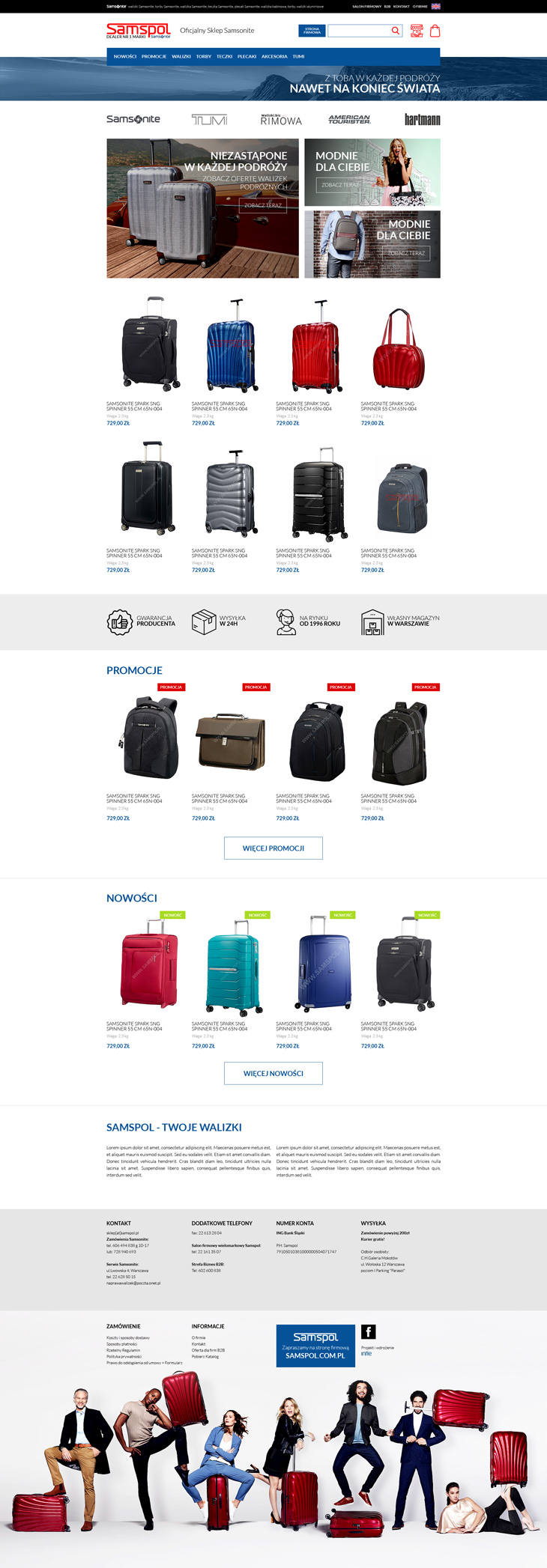 SAMSPOL - Samsonite official store